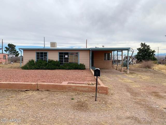 205 Fort Huachuca Lane, Bisbee, AZ 85603 (MLS #6196999) :: Service First Realty