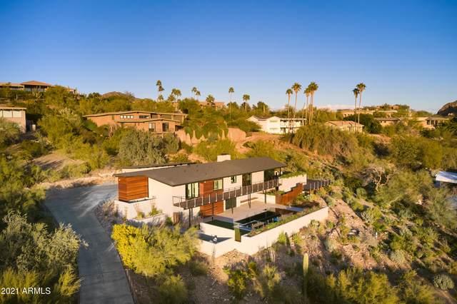 6033 N 43RD Street, Paradise Valley, AZ 85253 (MLS #6197013) :: Yost Realty Group at RE/MAX Casa Grande