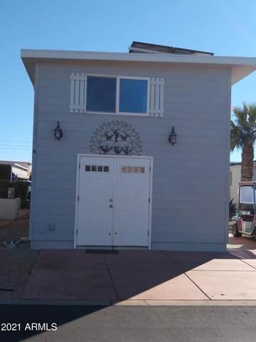 17200 W Bell Road, Surprise, AZ 85374 (MLS #6197026) :: TIBBS Realty