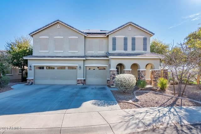 9413 N 183RD Lane, Waddell, AZ 85355 (MLS #6197037) :: Long Realty West Valley