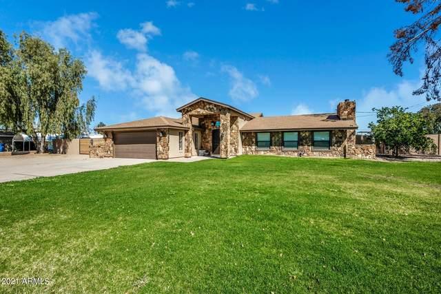 23421 S Via Del Arroyo, Queen Creek, AZ 85142 (MLS #6197068) :: Yost Realty Group at RE/MAX Casa Grande