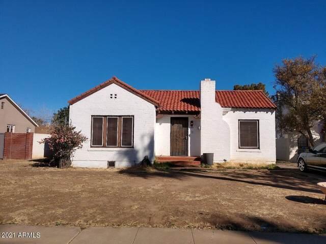 530 W Cypress Street, Phoenix, AZ 85003 (MLS #6197081) :: Yost Realty Group at RE/MAX Casa Grande