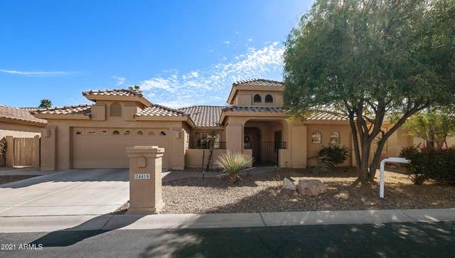 24415 S Lakestar Drive, Sun Lakes, AZ 85248 (MLS #6197091) :: The Dobbins Team