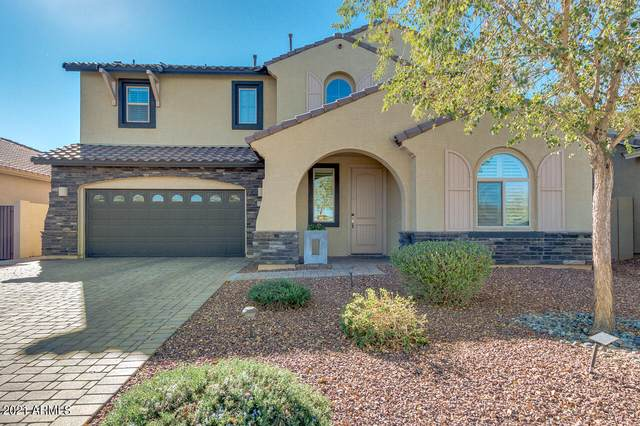 3573 E Apricot Lane, Gilbert, AZ 85298 (MLS #6197098) :: Yost Realty Group at RE/MAX Casa Grande