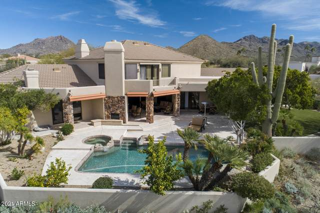 9643 E Casitas Del Rio Drive, Scottsdale, AZ 85255 (MLS #6197106) :: Yost Realty Group at RE/MAX Casa Grande
