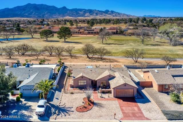 2614 S Player Avenue, Sierra Vista, AZ 85650 (MLS #6197107) :: The Copa Team | The Maricopa Real Estate Company