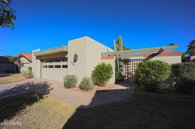 134 Leisure World, Mesa, AZ 85206 (MLS #6197120) :: NextView Home Professionals, Brokered by eXp Realty