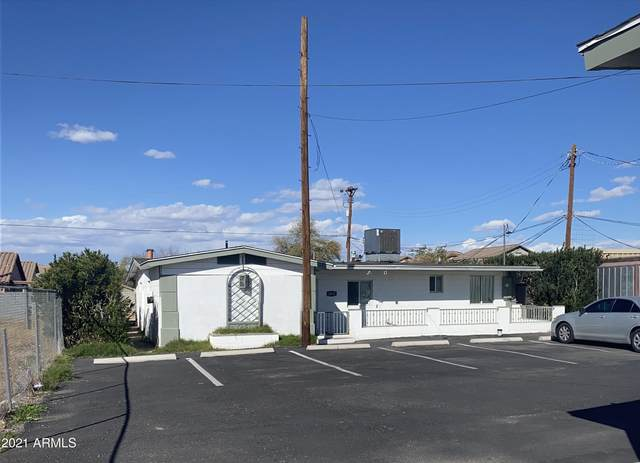 1010 E Southern Avenue Bldg, Phoenix, AZ 85040 (MLS #6197132) :: The Daniel Montez Real Estate Group