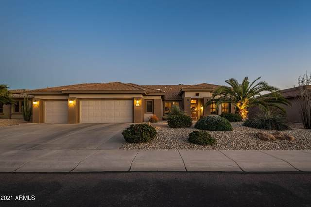 19847 N Hidden Ridge Drive, Surprise, AZ 85374 (MLS #6197135) :: Yost Realty Group at RE/MAX Casa Grande