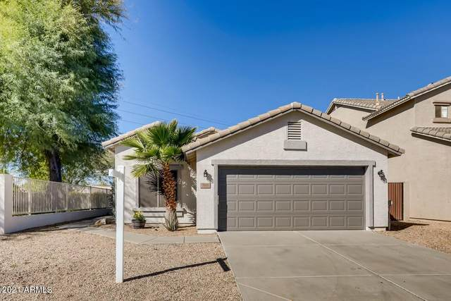 760 S 27TH Place, Mesa, AZ 85204 (MLS #6197155) :: Walters Realty Group