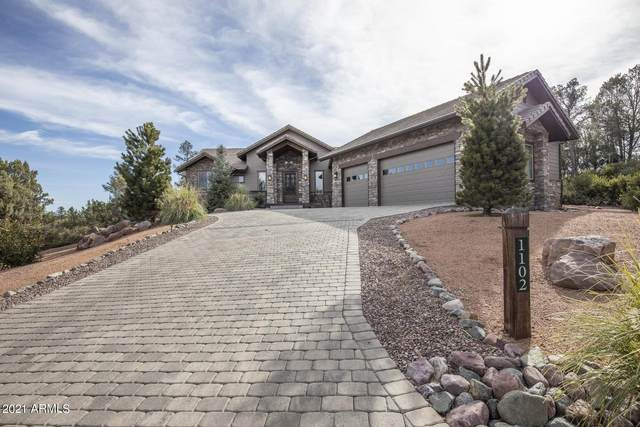 1102 N Scenic Drive, Payson, AZ 85541 (MLS #6197159) :: Openshaw Real Estate Group in partnership with The Jesse Herfel Real Estate Group