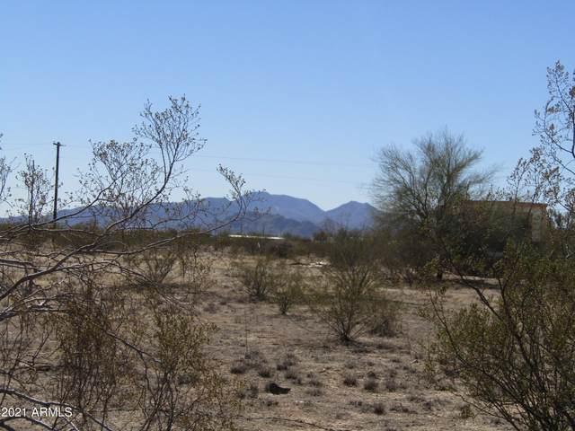 52855 W Badger Road, Maricopa, AZ 85139 (MLS #6197164) :: The Luna Team