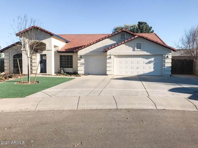 3825 E Magnus Circle, San Tan Valley, AZ 85140 (MLS #6197166) :: The Copa Team | The Maricopa Real Estate Company