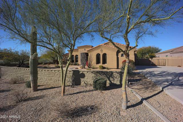 27420 N 85TH Drive, Peoria, AZ 85383 (MLS #6197181) :: Yost Realty Group at RE/MAX Casa Grande
