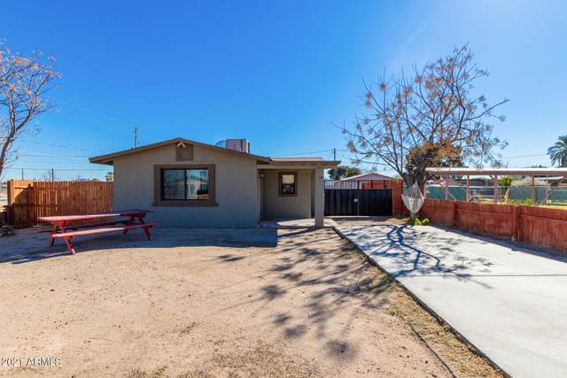 111 E Jackson Avenue, Buckeye, AZ 85326 (MLS #6197186) :: The AZ Performance PLUS+ Team