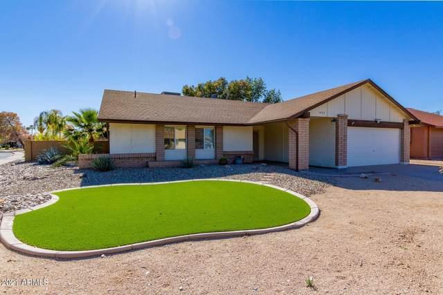 1407 W Highland Street, Chandler, AZ 85224 (MLS #6197187) :: Yost Realty Group at RE/MAX Casa Grande