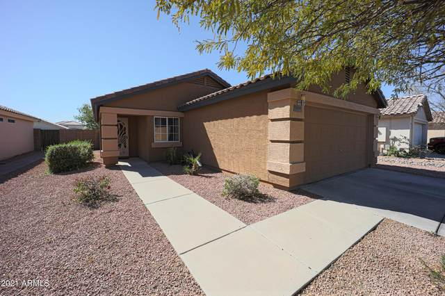 12007 W Dahlia Drive, El Mirage, AZ 85335 (MLS #6197197) :: The Riddle Group