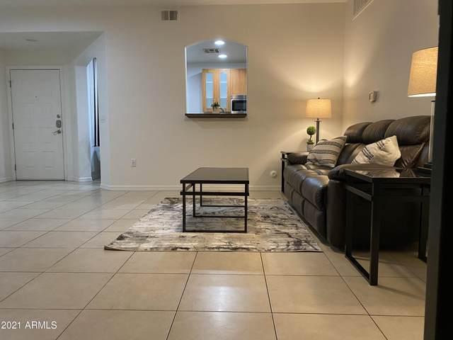 6900 E Princess Drive #1215, Phoenix, AZ 85054 (MLS #6197202) :: Walters Realty Group