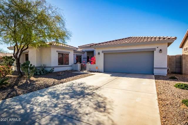5416 S 54TH Avenue, Laveen, AZ 85339 (MLS #6197216) :: Yost Realty Group at RE/MAX Casa Grande