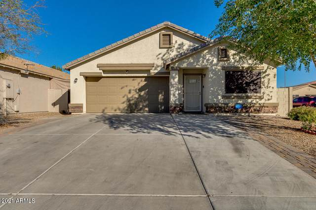 2219 S 101ST Drive, Tolleson, AZ 85353 (MLS #6197222) :: Yost Realty Group at RE/MAX Casa Grande