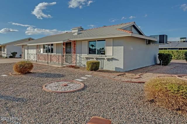 9916 W Peoria Avenue W, Sun City, AZ 85351 (MLS #6197245) :: Yost Realty Group at RE/MAX Casa Grande