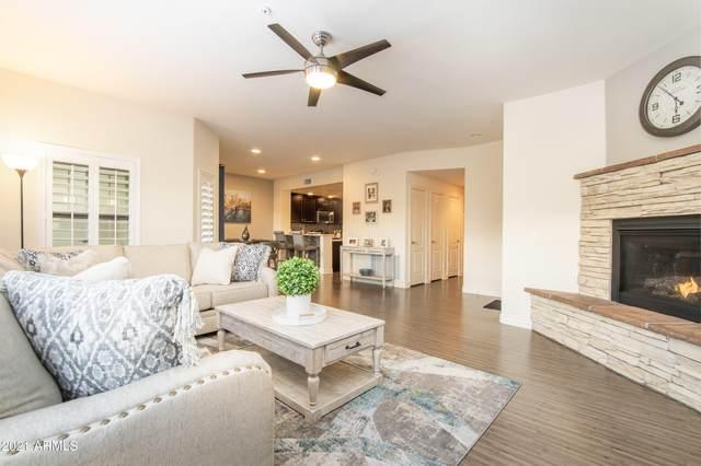 21320 N 56TH Street #2090, Phoenix, AZ 85054 (MLS #6197257) :: Executive Realty Advisors