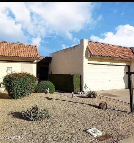 7006 E Jensen Street #77, Mesa, AZ 85207 (MLS #6197266) :: Executive Realty Advisors