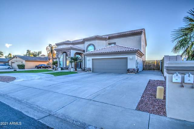 1438 S Creston Circle, Mesa, AZ 85204 (MLS #6197270) :: Yost Realty Group at RE/MAX Casa Grande