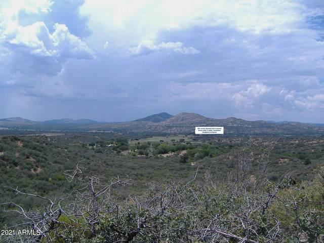 10499 W Tough Country Trail, Skull Valley, AZ 86338 (MLS #6197282) :: Yost Realty Group at RE/MAX Casa Grande