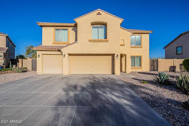 1779 S 225TH Avenue, Buckeye, AZ 85326 (MLS #6197286) :: The Luna Team
