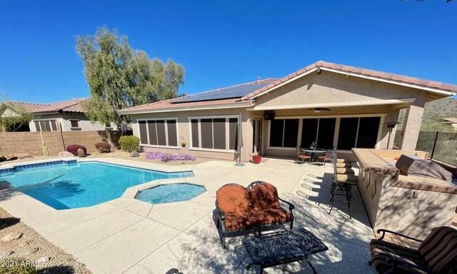 1731 W Sienna Bouquet Place, Phoenix, AZ 85085 (MLS #6197298) :: Yost Realty Group at RE/MAX Casa Grande