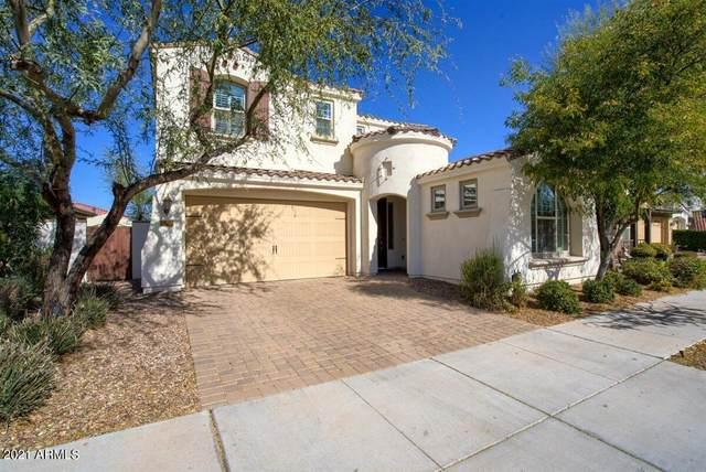10612 E Hawk Avenue, Mesa, AZ 85212 (MLS #6197320) :: The Laughton Team