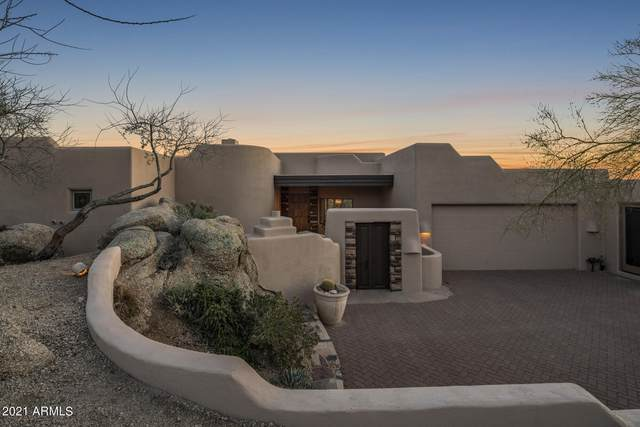 10907 E Prospect Point Drive, Scottsdale, AZ 85262 (MLS #6197341) :: Kepple Real Estate Group