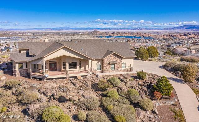 910 S Lakeview Drive, Prescott, AZ 86305 (MLS #6197352) :: BVO Luxury Group