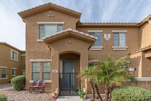 15240 N 142ND Avenue #1007, Surprise, AZ 85379 (MLS #6197369) :: Yost Realty Group at RE/MAX Casa Grande