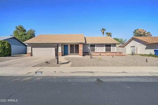 932 E Huber Street, Mesa, AZ 85203 (MLS #6197377) :: Jonny West Real Estate