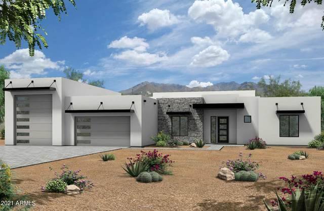 6357 E Maguay Road, Cave Creek, AZ 85331 (MLS #6197378) :: Howe Realty