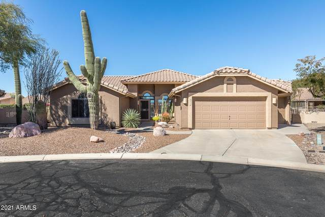 8616 E Bursage Circle, Gold Canyon, AZ 85118 (MLS #6197400) :: My Home Group