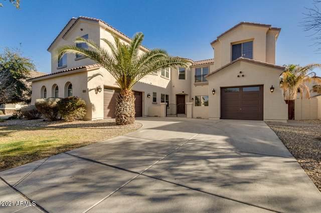6211 S Rochester Drive, Gilbert, AZ 85298 (MLS #6197416) :: The Copa Team | The Maricopa Real Estate Company