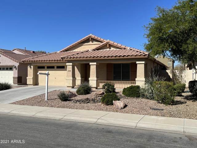 41296 W Sanders Way, Maricopa, AZ 85138 (MLS #6197430) :: The Luna Team