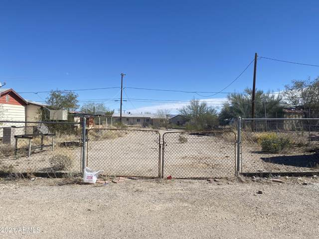 1320 N Jefferson Avenue, Ajo, AZ 85321 (MLS #6197431) :: Service First Realty