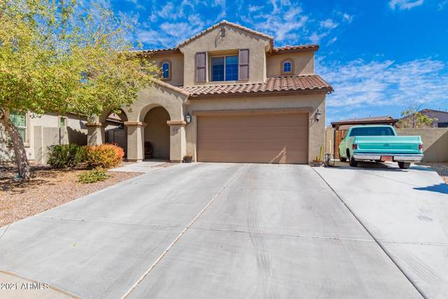 28311 N Cactus Flower Circle, San Tan Valley, AZ 85143 (MLS #6197434) :: Keller Williams Realty Phoenix