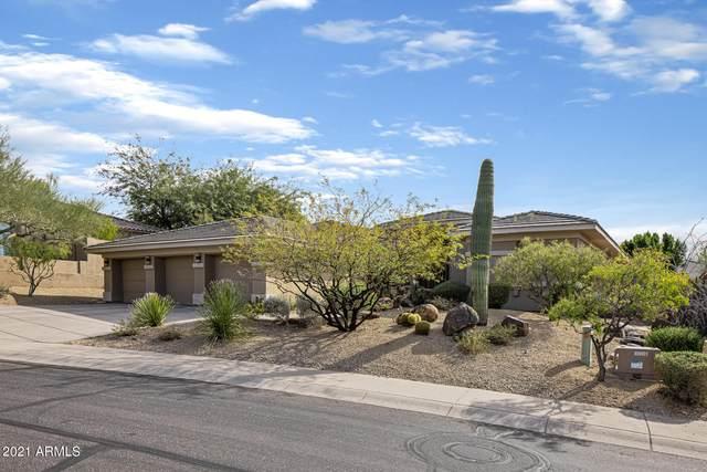10983 E Kora Lane, Scottsdale, AZ 85255 (MLS #6197442) :: Yost Realty Group at RE/MAX Casa Grande