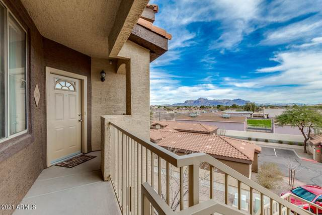 10136 E Southern Avenue #3069, Mesa, AZ 85209 (MLS #6197448) :: The Daniel Montez Real Estate Group