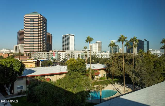 353 E Thomas Road C501, Phoenix, AZ 85012 (MLS #6197456) :: Kepple Real Estate Group