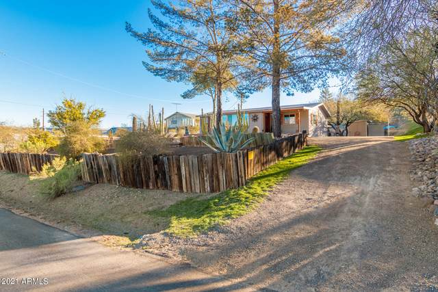 33541 S Mountain View Road, Black Canyon City, AZ 85324 (MLS #6197463) :: Howe Realty