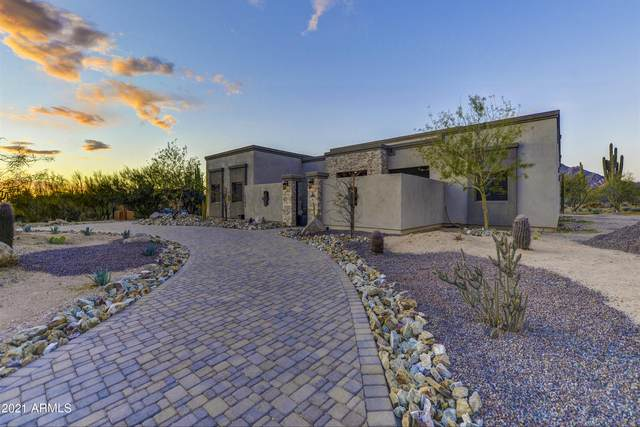 6706 E Lonesome Trail, Cave Creek, AZ 85331 (MLS #6197466) :: Keller Williams Realty Phoenix