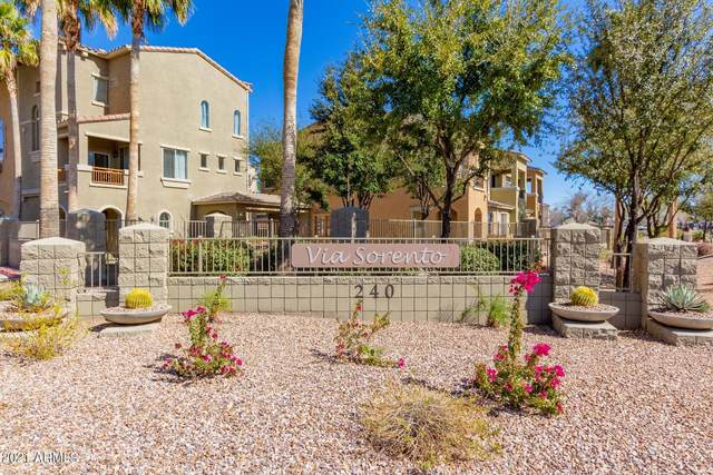 240 W Juniper Avenue #1150, Gilbert, AZ 85233 (MLS #6197477) :: Nate Martinez Team