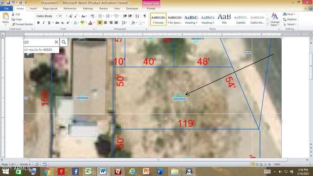 208 N Stuart Boulevard, Eloy, AZ 85131 (MLS #6197481) :: Arizona 1 Real Estate Team