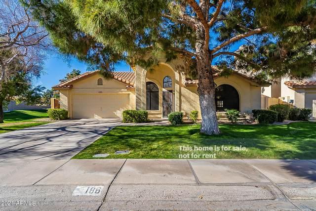 186 W Knox Road, Tempe, AZ 85284 (MLS #6197495) :: Yost Realty Group at RE/MAX Casa Grande